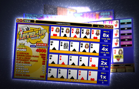 video poker, video, poker, online, gambling, casino