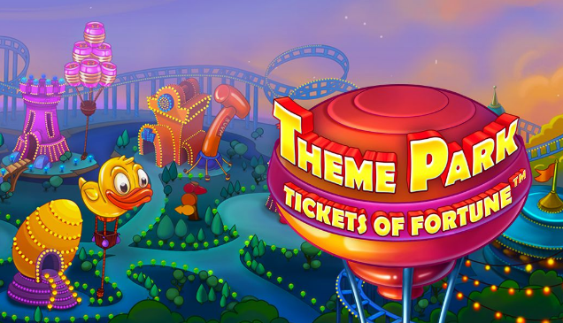Theme Park, review, Tickets, Tickets of Fortune
