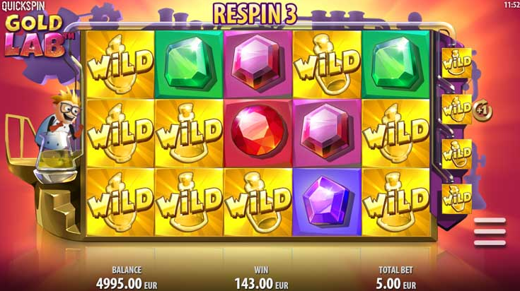 gold lab, gold lab slot, slot machine, online, casino, slot